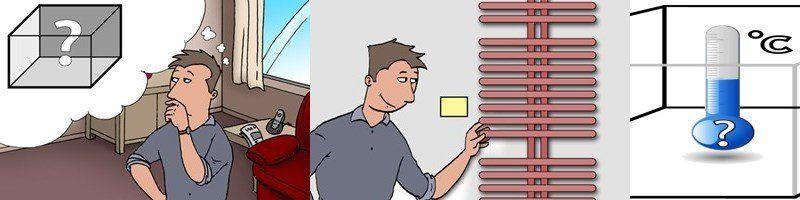 Blog - Vermogen radiator berekenen watt