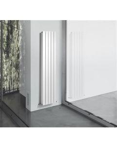 Thermrad AluStyle designradiator 2033x400x95mm 2000/5, wit
