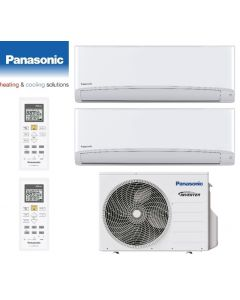 Panasonic Multi-Split 2.0 + 2.0kW (STEK)