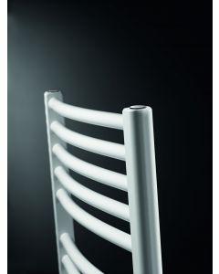 Brugman Ibiza Rondo verticale radiator type Handdoekradiator 702 x 495