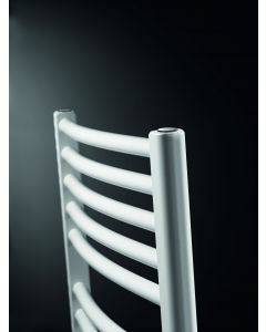 Brugman Ibiza Rondo verticale radiator type Handdoekradiator 1450 x 495