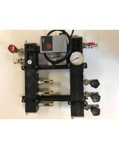 flowmeter vloerverwarming