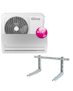Qlima SC5232 split unit airco (snelkoppeling) incl wandbeugel